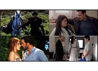 Geçen Hafta (23 - 29 Kasım 2015) en çok izlenen diziler!