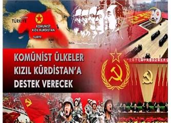 Derin dünya devletlerinin Türkiye'yi parçalama planı....