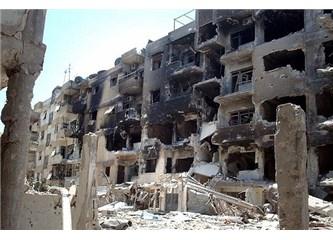 Suriye'de yaşam devam ediyor..!