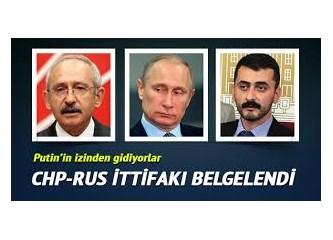 Rusya-CHP ittifakına doğru!!