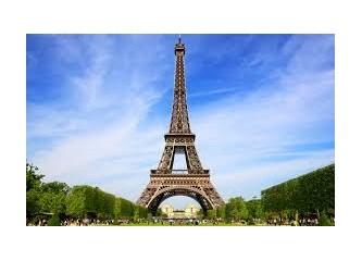 Sanki her gün Paris'e gidiyoruz?