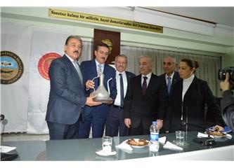 Bakan Tüfenkci'den Esnaf kuruluşlarına ziyaret