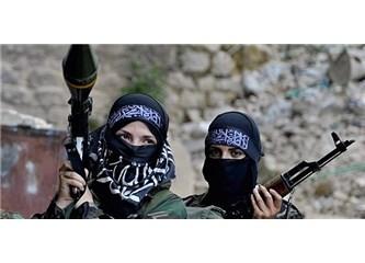 Müslüman diyor ki savaşın nedeni Allah ve petrol; biri sahibimiz, diğeri ekmeğimiz, nasıl vazgeçeriz