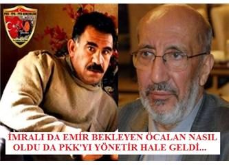 Abdurrahman Dilipak'ın aklamaya çalıştığı adadaki asi Öcalan…