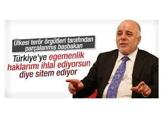 Irak'a girip çıkmayan kalmadı; bir tek Türkiye'nin girmesinden rahatsız oluyorlar...