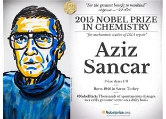 Aziz Sancar' ın Nobel'i