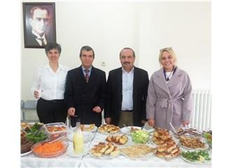 DHL Marmaray'da kutlama