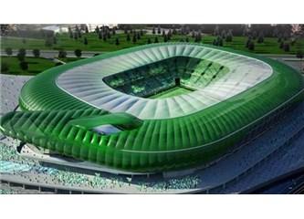 İbrahim Yazıcı Timsah Arena