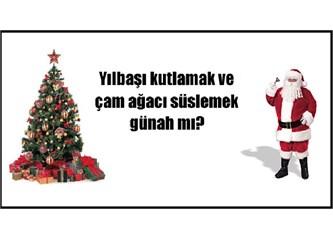 Çam ağacı süslemek eski bir Türk geleneğidir..