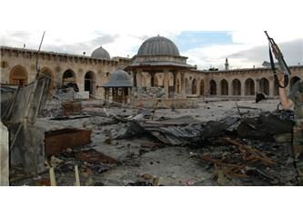 BM Eğitim ve Araştırma Enstitüsü'nden şok rapor: Suriye'de Kültürel Miras yok oluyor.