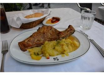 Avrupa'nın en eski restoranı El Botin Madrid