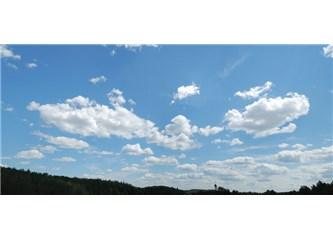 Gökyüzü neden mavi..