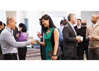 Networking toplantılarında sık yapılan bir hata : İnsanları Mülakat etmek