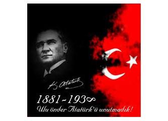 Son önderimiz Atatürk