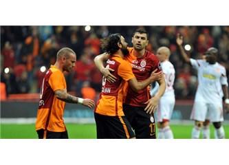 Galatasaray'dan İyi Başlangıç