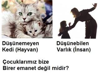 Türk eğitim anlayışı; Çocuklarımızı eğitim adına döverken, aslında kimleri, neleri dövmekteyiz (5)