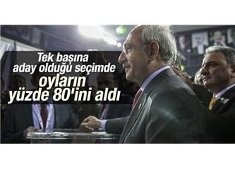 Kılıçdaroğlu'nun büyük başarısı!