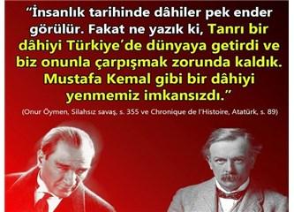 İngiliz derin devletinin Atatürk'ü öldürme planları!