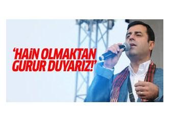 Son ankete göre, Kürt halkı HDP'yi Meclis'ten kovuyor!..