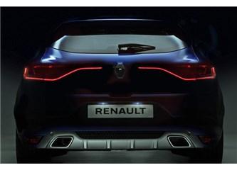 2016 Renault Megane ve 4 teker yonlendirme sistemi