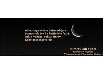 Susmak -Nimetullah Yıldız