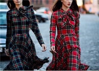 Sokak modasının vazgeçilmezi ekose nasıl giyilir?