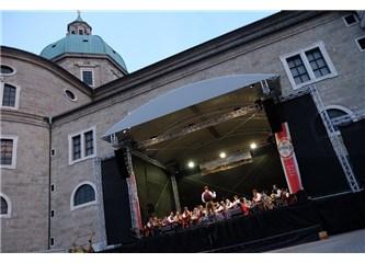 Salzburg'da müzik dolu bir festival: Festspiele der Blasmusik