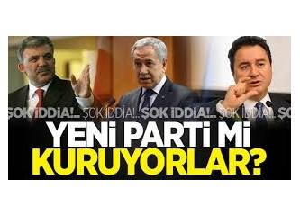 Abdullah Gül, Bülent Arınç, Babacan, Çelik vb gibi eski vezirlerin başları kesilmeli mi?
