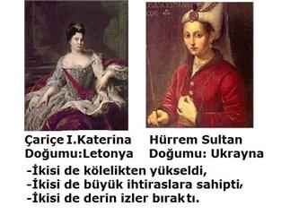 Rusları doğru tanımak: Rusların Hürrem'i Katerina'nın son kurbanı, onu çariçe yapan çar Petro (5)