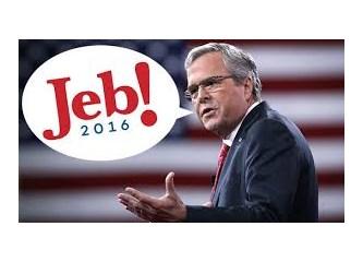 3. Bush ABD başkanlık yarışından çekildi