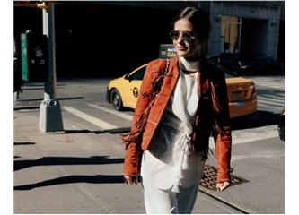 New York Moda Haftası 2016 Sonbahar Sokak Stilleri