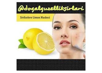 Karbonat Limon Maskesi (Diş Beyazlatma, Sivilce ve Siyah Noktalara çözüm)