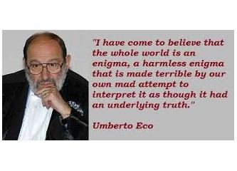 Umberto Eco ve entellektüel