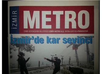 İzmir Metro, İzban… Metro dergisi