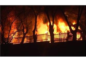 Ankara'ya bomba, Van'a taziye çadırı