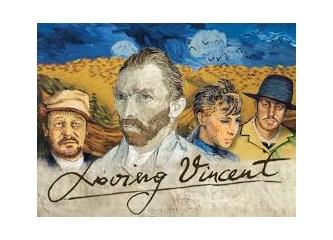 Van Gogh tablolarının filmi: 'Loving Vincent'