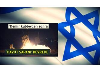 Dünya lideri arıyorsanız eğer, İsrail semalarına doğru çevirin kafalarınızı.
