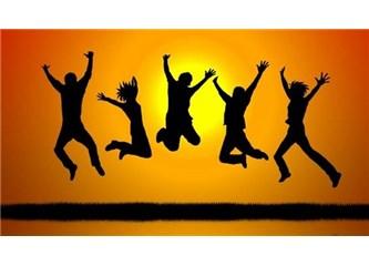 Yaşasııın! En mutlu beşinci ülkeymişiz…