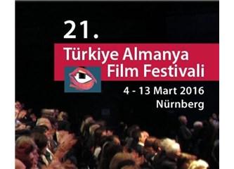 Delibal 21.Türkiye Almanya Film Festivali'ne katılıyor!