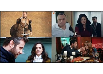 Geçen haftanın (29 Şubat - 6 Mart 2016) en çok izlenen dizileri!
