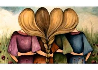 8 Mart Dünya Kadınlar Günü. Değerli Annelere, Babalara, Eşlere, Ağabeylere, Kadınlara, Erkeklere ses