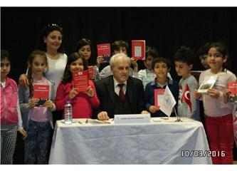 Araştırmacı, Eğitimci Yazarlarımızdan Zeki Sarıhan, Didim Yönder Okulları öğrencileriyle buluştu.