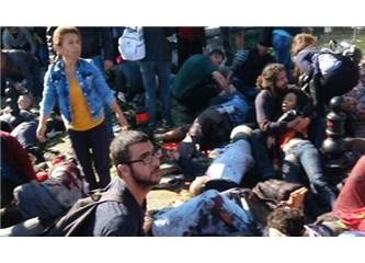 Güneydoğu ve yine Ankara…  Katliamlar zinciri…