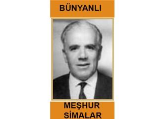 Hasan Sami Turan 1911 - 1987 (Cumhuriyet Senatosu Üyesi)