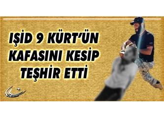 Savaş her zaman silahla kazanılmaz, politik olmak lazım, IŞİD'le PKK'yı birbirine düşürebilsek...