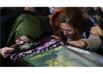 Ey PKK milleti öldürmekle bitiremezsin, bu işin sonunu getiremezsin