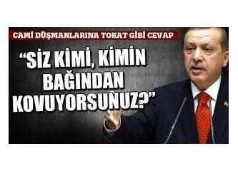 Erdoğan'ı ver kurtul cephesi!