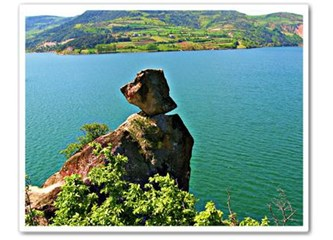 Samsun- Bafra Kız Kayası