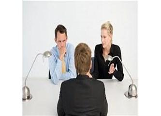 İş görüşmesinde dikkat edilmesi gerekenler