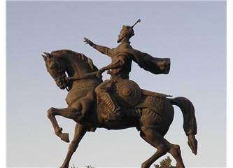 Semerkand Şehrinde Emir Timur'un Bağları